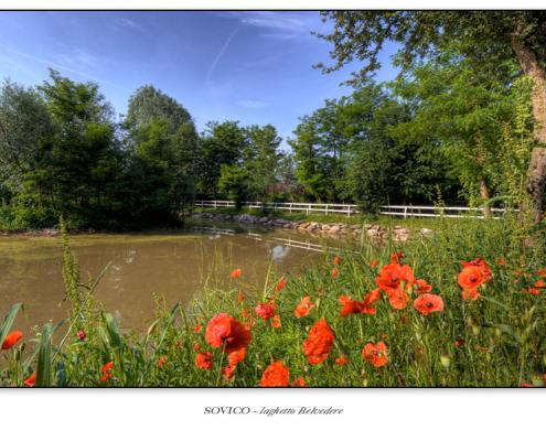 Sovico - laghetto Belvedere