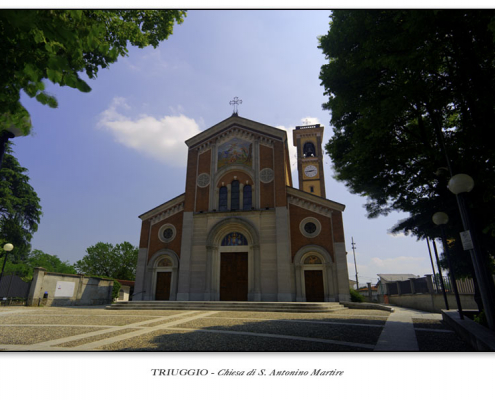 Triuggio - Chiesa di S. Antonio Martire