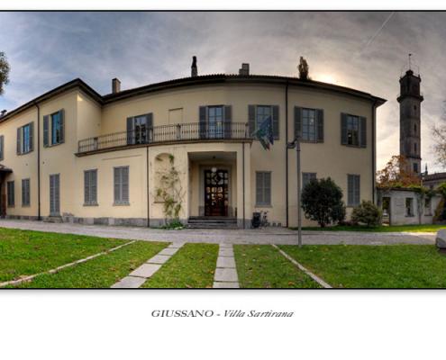 Giussano - Villa Sartirana