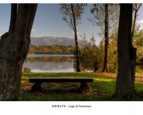 Merate - Lago di Sartirana