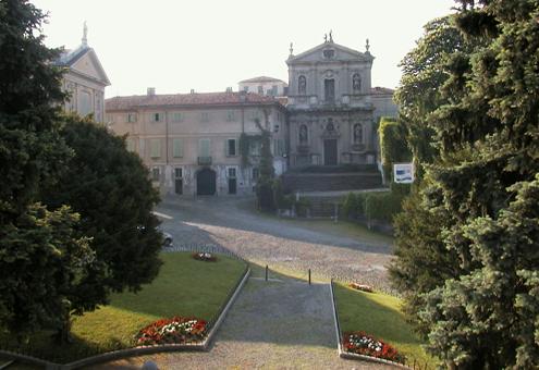 Meda - Chiesa San Vittore