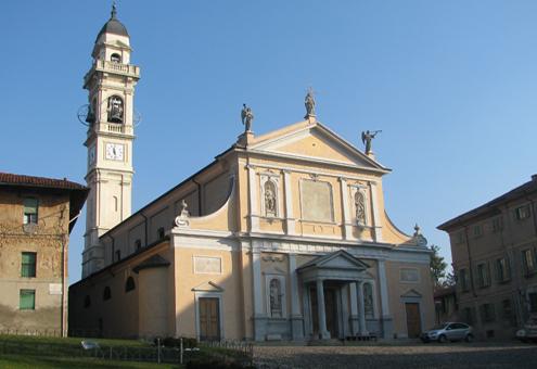 Meda - Santuario Santo Crocifisso