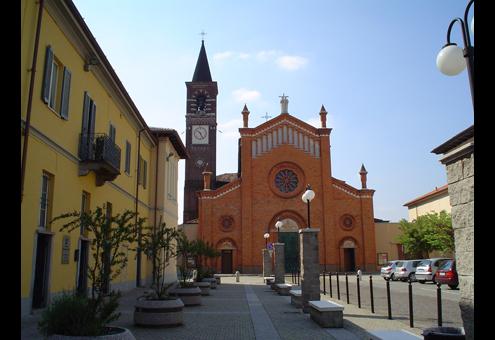 Muggiò - Chiesa dei SS. Pietro e Paolo