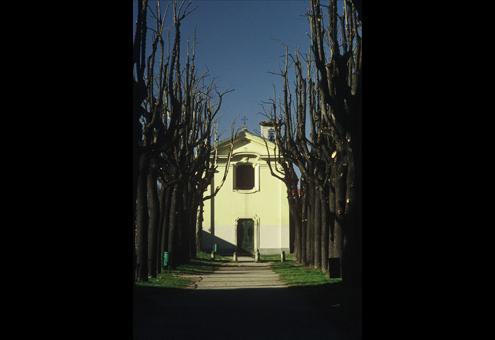 Muggiò - Santuario Madonna del Castano - autunno