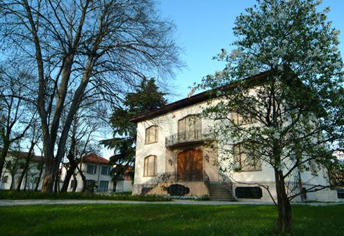 Nova Milanese_Villa Vertua sede del Museo Arti del Fuoco e Donazione Maestro Vittorio Viviani