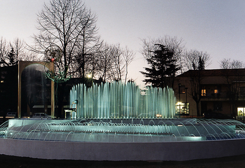 Varedo - Fontana ONU