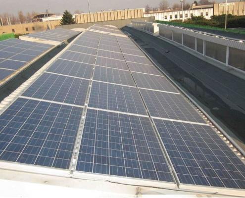 Impianto Fotovoltaico Via Caravaggio, 26a - Desio