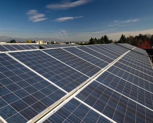 Impianto Fotovoltaico Via Londra – Seregno